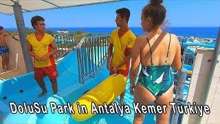 DoluSu Park In Antalya Kemer Türkiye
