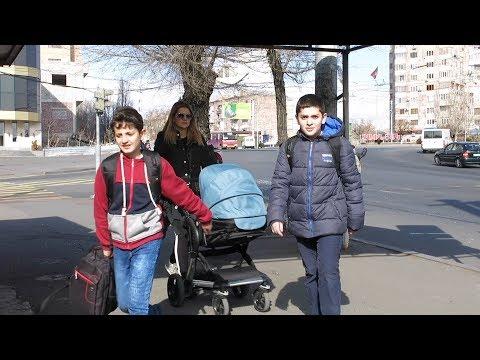 Yerevan, 12.02.18, Mo, Video-1, Leningradyan, Sebastiya.