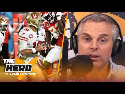 Colin Cowherd reacts to the 2020 NFL schedule release | THE HERD