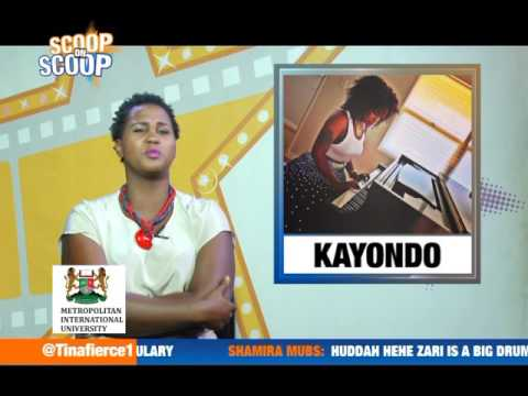 ScoopOnScoop: Sk. Mbuga Funds Leila kayondo's trip to California