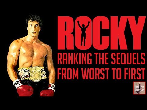 Ranking the Rocky sequels from worst to first