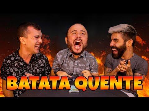 BATATA QUENTE DA MORTE com ED GAMA