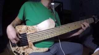 Для конкурса бас гитаристов шоу рум DisgaeaMT и сообщества VK басисты в контакте