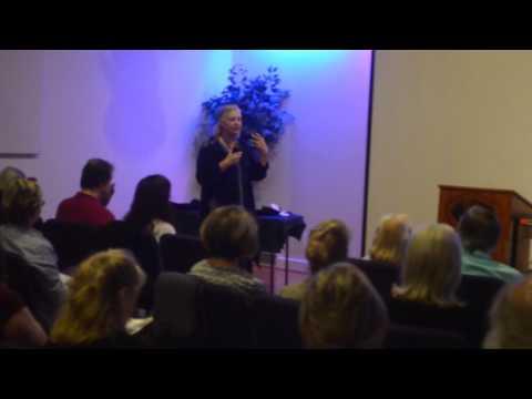 Linda Schiller Hanna Conference at the A.R.E. Houston Center 5-14-2016