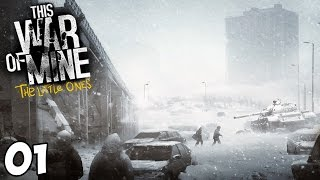 This War of Mine: The Little Ones Gameplay - Let