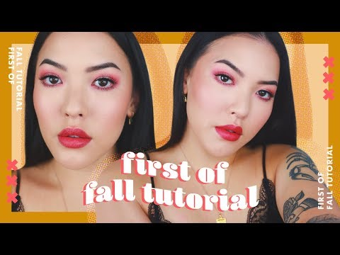 First of Fall Luxe Tutorial | soothingsista