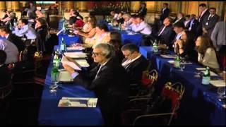 Conferenza Mondiale Ciett - Assolavoro. Tre giorni in tre minuti.
