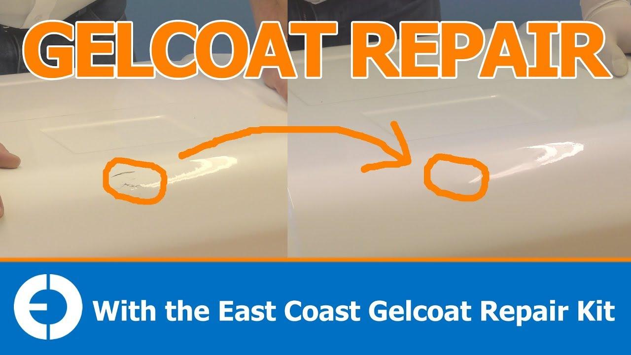 How to Repair Gelcoat Damage