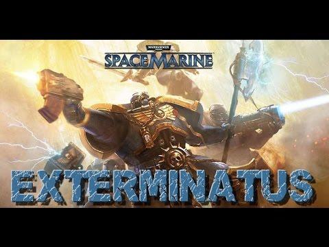 Space Marine: Exterminatus - Chaos Invasion, Hab Center Andreas