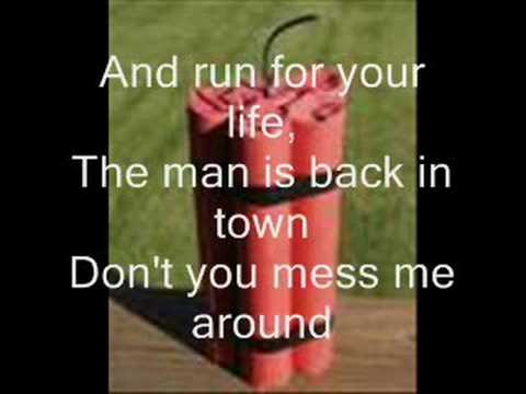 AC/DC - TNT(with lyrics)