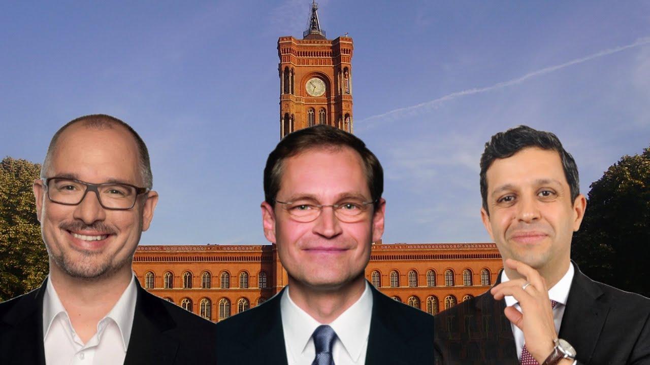 Neuer Bürgermeister Berlin