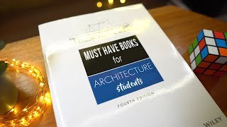 Must Have Books For Architecture Students