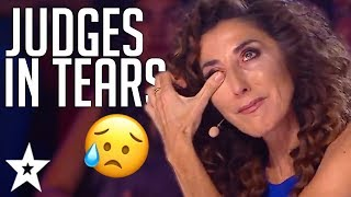 EMOTIONAL Acoustic Singer Makes All The Judges CRY on Spain's Got Talent 2019 | Got Talent Global