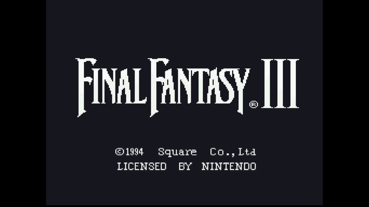 Let&#39;s Cheat - <b>Final Fantasy 3</b> (SNES) ; Part 1 - YouTube