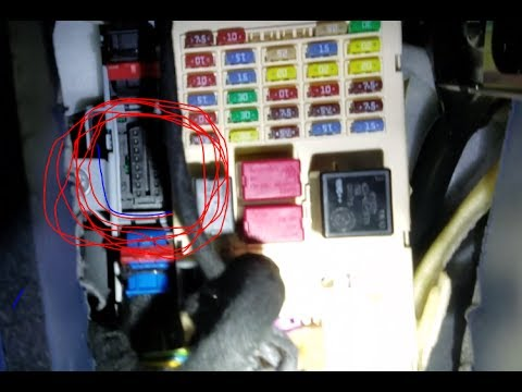 maserati fuse box wiring diagram  maserati 2007 fuse box location list