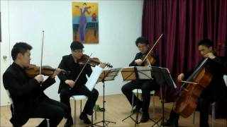 [HD] Shania Twain - From This Moment On - String Quartet Cover