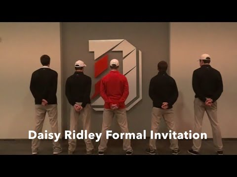 Download Youtube: Daisy Ridley Formal Invitation