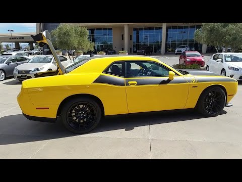 2018 DODGE CHALLENGER Las Vegas, Henderson, St. George, Cedar City, Summerlin, NV PH18062A