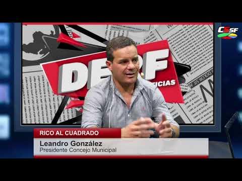 Leandro González: En la ciudad hay una deuda social muy grande