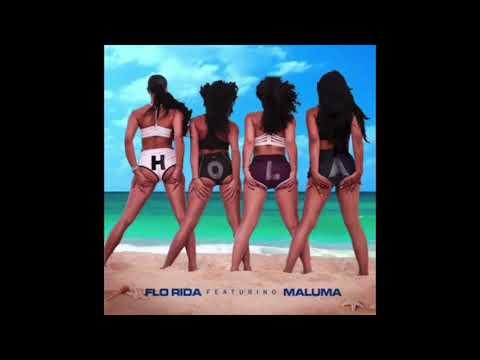 Flo Rida feat Maluma - Hola ( Offcial Audio )