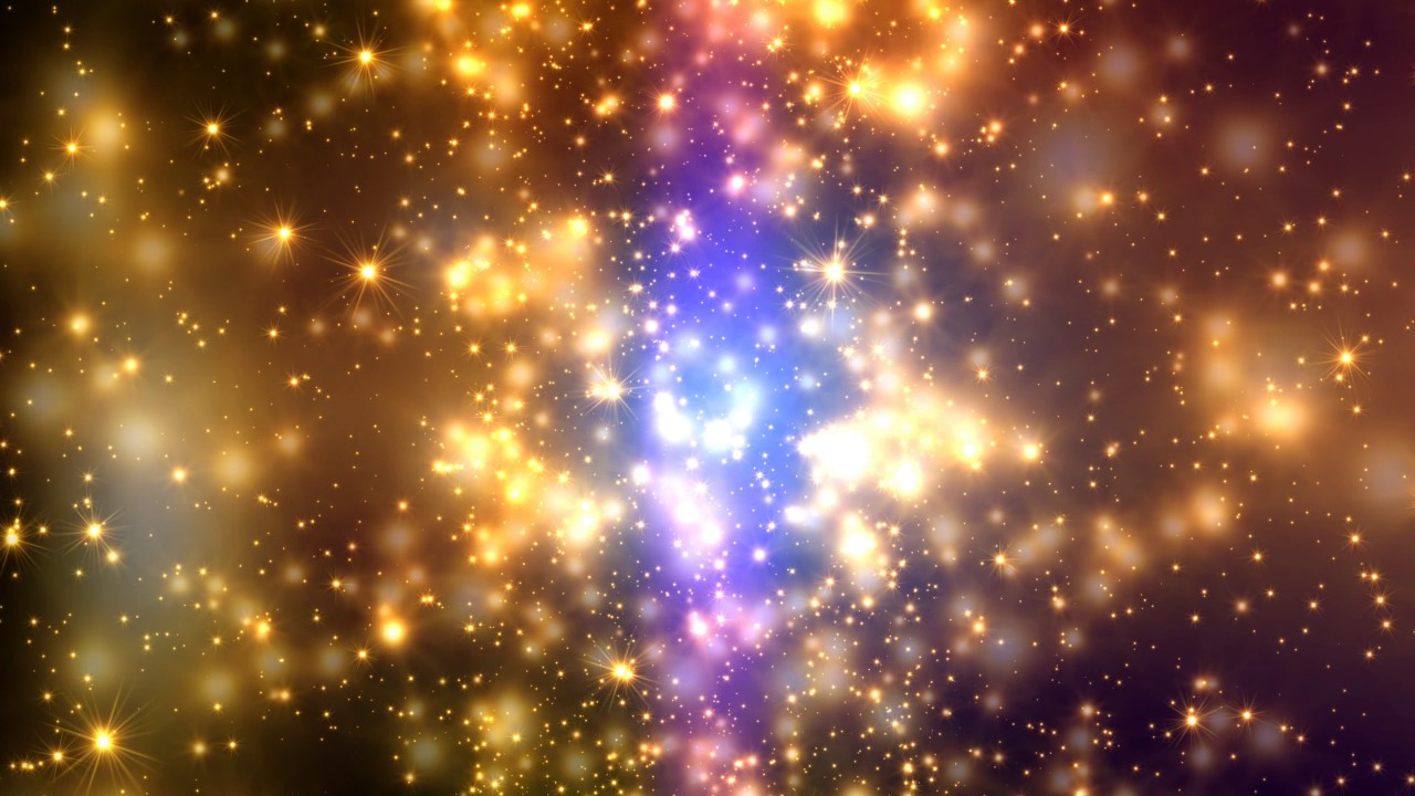 4k Free Beautiful Animated Wallpaper Colorful Spinning Stars Moving Background Youtube