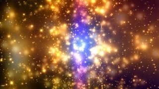 4K KOSTENLOSEN Schöne Animierte Wallpaper ✲ Bunte Spinning Stars ✲ Bewegten Hintergrund