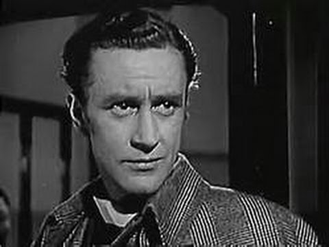 Sherlock Holmes 1954 TV  wRonald Howard  3 episodes