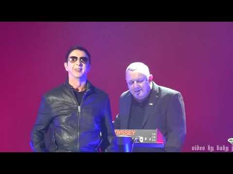 Soft Cell-MEMORABILIA-Live @ The O2 Arena, London, England, September 30, 2018-Marc Almond-Dave Ball