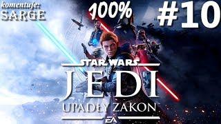 Zagrajmy w Star Wars Jedi: Upadły Zakon PL (100%) odc. 10 - Podwójny miecz świetlny
