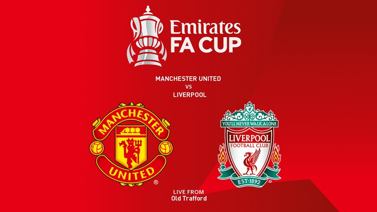 Manchester United vs Liverpool | FA Cup 4th Round 2020/21 - YouTube