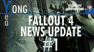 Fallout 4 - BOSTON SETTING - News Update #1