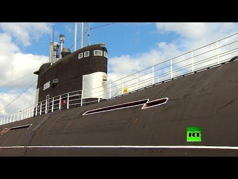 غواصة سوفييتية على نهر موسكو أصبحت متحفا  - 20:54-2018 / 10 / 25