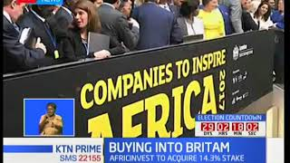 Pan African billion dollar company Africinvests acquires 14.3% stake of PLC's Britam