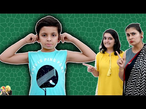 AAYU KI SORRY | Moral Story for Kids | Types of Kids|  Aayu and Pihu Show