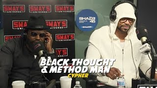 Baixar Method Man & Black Thought Cypher on Sway in The Morning | Sway's Universe