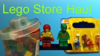 Calgary LEGO Store Haul