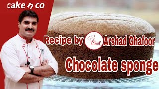 How to make chocolate sponge without oven