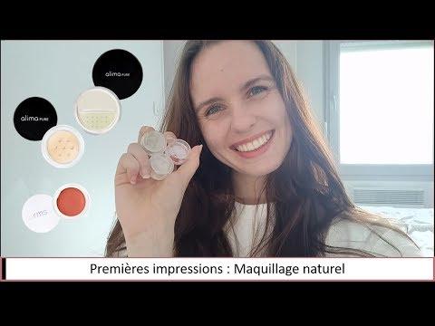 Premières impressions : Maquillage naturel thumbnail