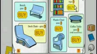 Club Penguin How To Edit Your Igloo Tutorial 2005-2007