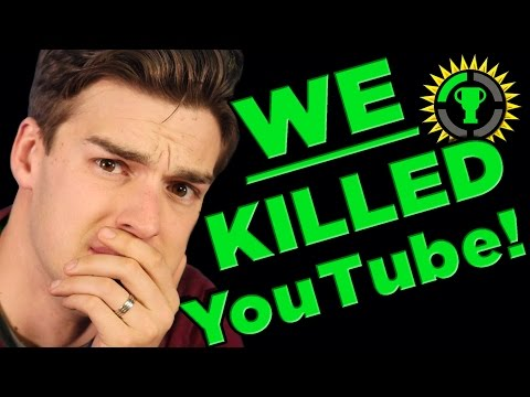 Thumbnail: Game Theory: The REAL Reason YouTube is Broken