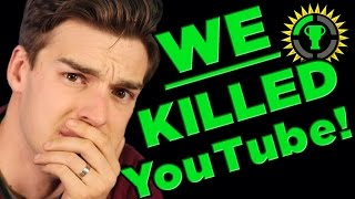 Game Theory: The REAL Reason YouTube is Broken