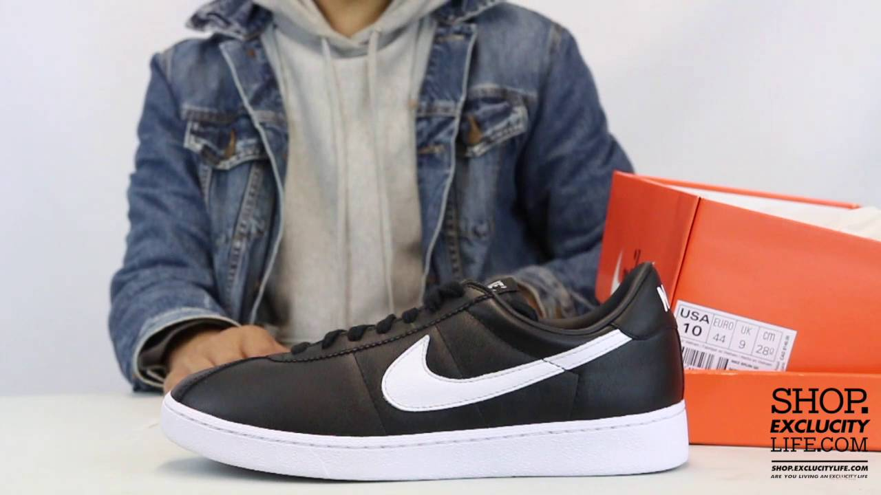 70c3f209655 Nike Bruin QS Black White Unboxing Video at Exclucity - YouTube