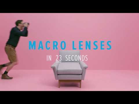 What is a Macro Lens?   Photography Basics Explained