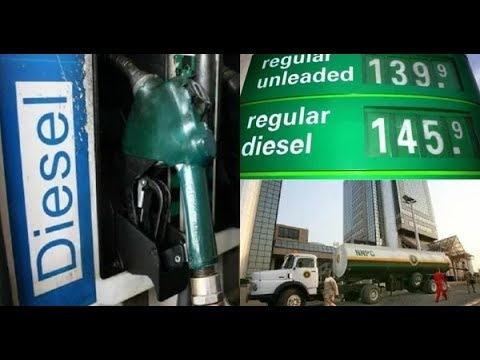 NNPC crashes diesel price nationwide by 42% - Spokesman