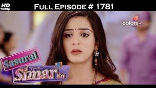 Sasural Simar Ka - 27th March 2017 - ससुराल सिमर का - Full Episode (HD)