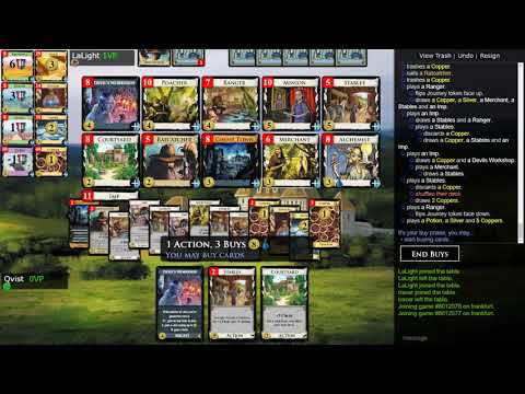 Streaming Dominion 029 vs. Lalight: Nocturne Previews 2 Imp-ossible good draw
