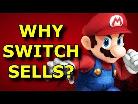 How Does Nintendo Switch Just Keep SELLING? - Rant Video