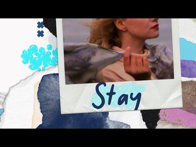 Divolly & Markward - Stay (feat. Jordan Grace) [Official Lyric Video]