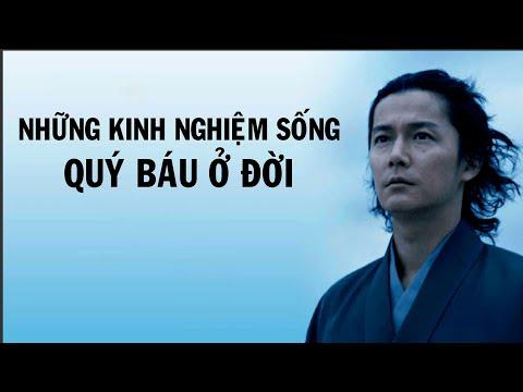 NHỮNG KINH NGHIỆM SỐNG QUÝ BÁU Ở ĐỜI - Thiền Đạo