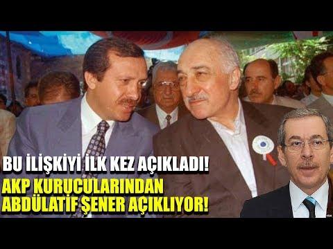 Abdüllatif Şener AKP-Cemaat ilişkisinin gerçek yüzünü ilk kez açıklıyor...